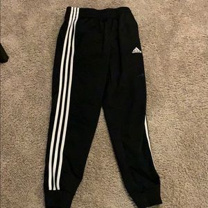 New adidas joggers, lightly worn, good condition